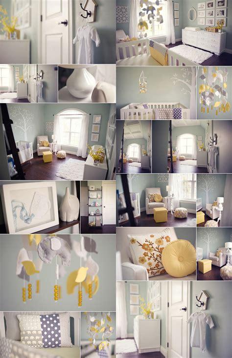 d馗oration chambre bebe inspirations idées déco pour une chambre bébé nature et poétique