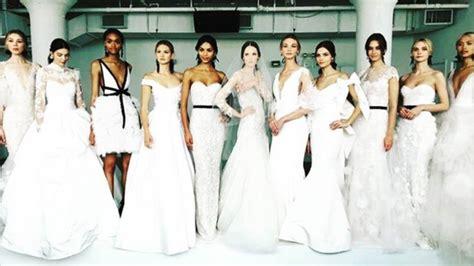 Marchesa Bridal Spring 2018 Collection