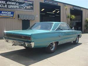 Dodge Coronet R  T Matching Number For Sale
