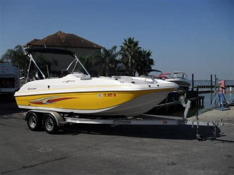 Hurricane Deck Boats For Sale Texas by 2010 Hurricane 186 Deck Boats For Sale In Texas