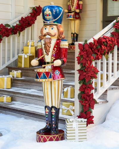 outdoor nutcrackers for sale at lowes balsam hill s black friday sale balsam hill