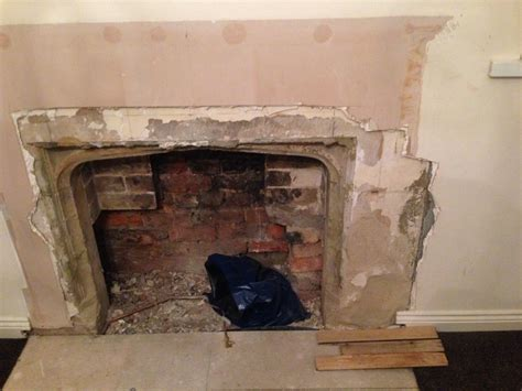 Stone How To Tidily Restore A Sandstone  Ee  Fireplace Ee   Home