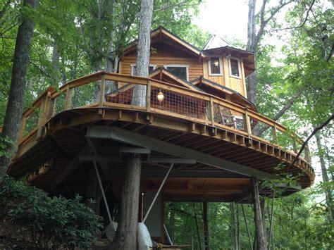 creative treehouse design