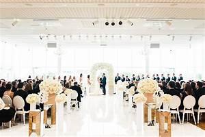 A Modern  Glamorous Wedding At The Columbus Museum Of Art