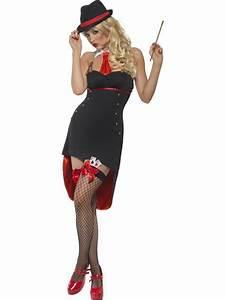 Déguisement Année 30 : deguisement mafieuse deguisement adulte sexy le ~ Melissatoandfro.com Idées de Décoration
