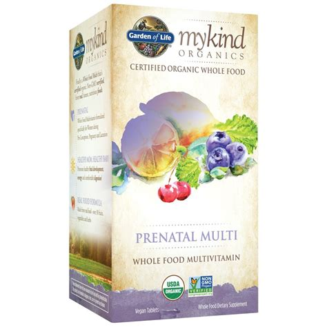 Garden Of At Whole Foods by Garden Of Multivitamin For Mykind