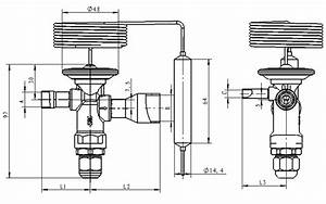 Thermostatic Expansion Valve Rfgd Series