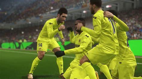 Real Madrid vs Villarreal 13.01.2018 / Full Match / PES ...