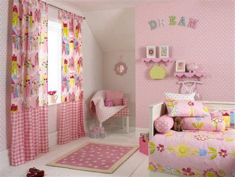 rideaux de chambre de fille rideaux chambre enfant un élément important