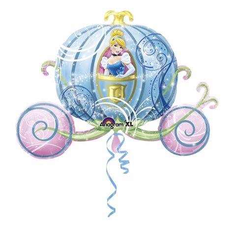 carrozza cenerentola disney cenerentola con carrozza maxi palloncino wimipops