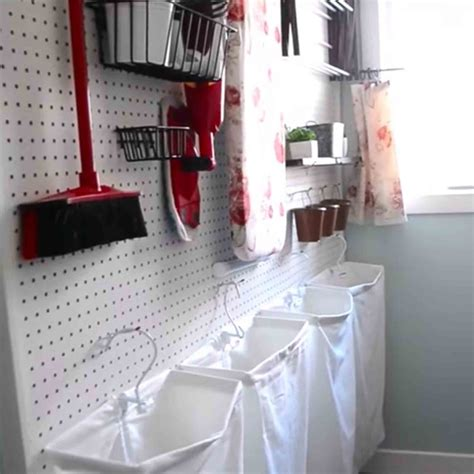 Decorating Ideas For Small Laundry Room by Small Laundry Room Ideas Popsugar Family