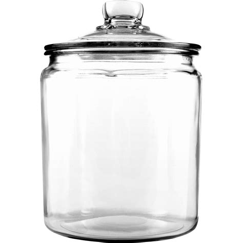 decorative jars with lids 1 2 gallon cookies glass jar food coffee sugar storage