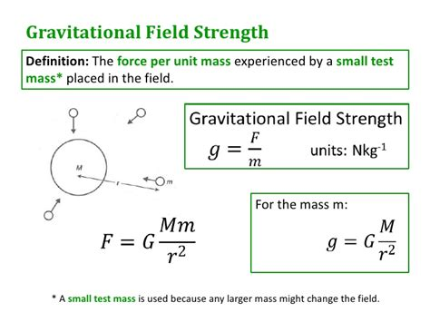 Gravity Unit :  Gravitational Force And Fields