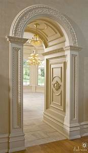 best 25 arch doorway ideas on pinterest round doorway With best brand of paint for kitchen cabinets with plaster of paris wall art