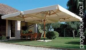 Emejing Ombrelloni Per Terrazzi Contemporary - Design and Ideas ...