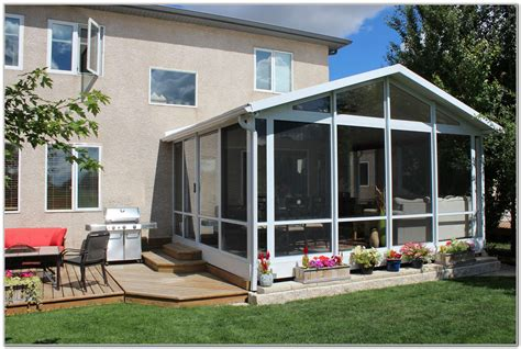 How Much To Add A Sunroom To My House by Adding A Sunroom To A Bungalow Sunrooms Home