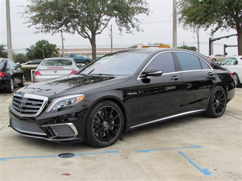2015 Mercedes Benz S65 AMG (V12 Biturbo) Start Up, Exhaust