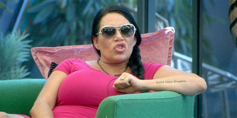 celebrity big brothers renee graziano angers viewers