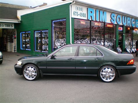 Acura Rl 1998 by 1998ak 1998 Acura Rl Specs Photos Modification Info At