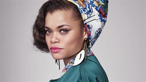 "Get the Scoop on Andra Day's Musical Inspo and ""Lazy Pinup"