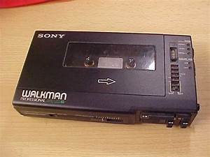 Sony Walkman Wm-d6 As Is Parts Fix