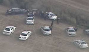 Suspect who led police on high speed chase ending in ...