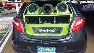 Mazda 2 Tuning Modificado Audio Control Team Car Audio