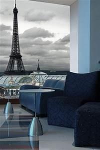 Tour Eiffel Deco : papier peint tour eiffel 100x75 d coration ~ Teatrodelosmanantiales.com Idées de Décoration