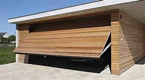 Garagentor Aus Holz : garagentore individuelle l sungen von ruku ~ Watch28wear.com Haus und Dekorationen