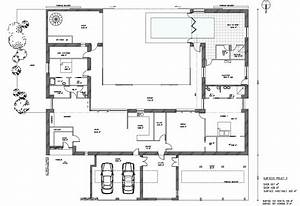 captivating maison en forme de u gallery best image With marvelous plan maison gratuit 3d 10 maison bioclimatique top maison