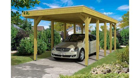Baugenehmigung Für Einen Carport Notwendig? Expertentesten