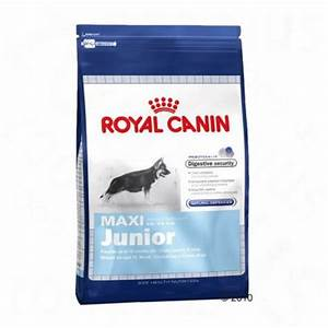 Royal Canin Maxi Junior : royal canin maxi junior croquettes pour chiot zooplus ~ Buech-reservation.com Haus und Dekorationen