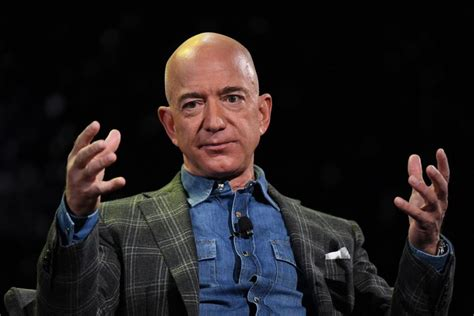 Jeff Bezos is so rich now he can buy countries if he wants ...