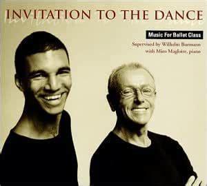 burmann wilhelm magloire miro invitation   dance
