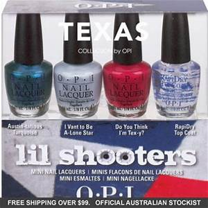 Christmas Gift Ideas For Under $30 OPI Nail Polish
