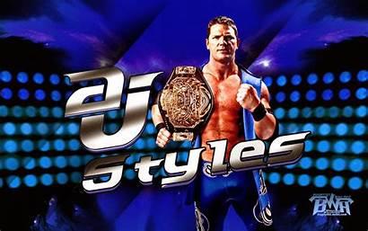 Aj Styles Wallpapers Wwe Wrestling