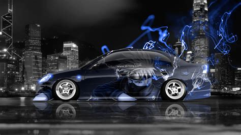 Honda City 4k Wallpapers by 4k Honda Civic Jdm Side Anime Aerography City Energy Car