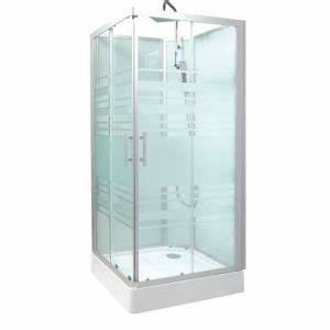 Cabine De Douche Integrale Hauteur 200 : cabine de douche integrale comparer 61 offres ~ Edinachiropracticcenter.com Idées de Décoration