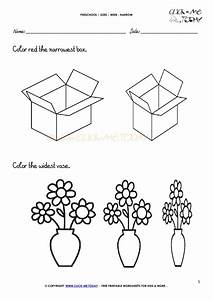Free coloring pages of near far preschool