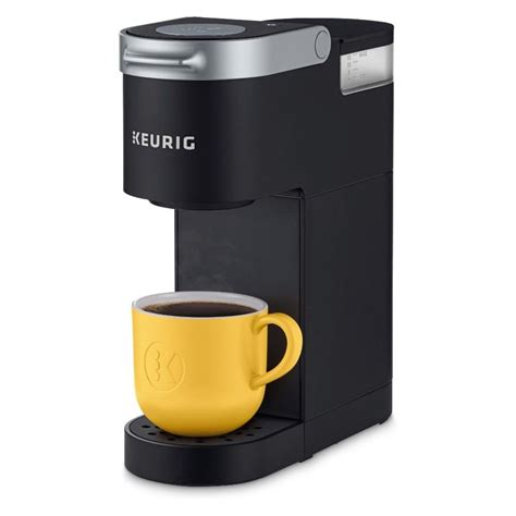 No matter which coffee pod brand you decide to use, it is also important to properly care for your single serve coffee maker in order to keep it running smoothly. Keurig K-Mini Plus Single-Serve K-Cup Pod Coffee Maker, Stores Up To 9 K-Cup Pods, Black (New ...