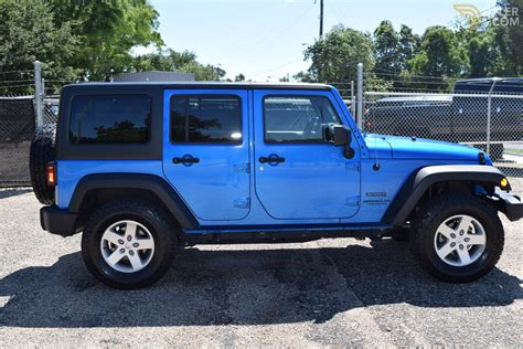 Jeep Car : 2016 Jeep Wrangler Suv For Sale #1471