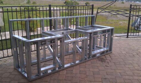 parents outdoor kitchen build kitchens baths