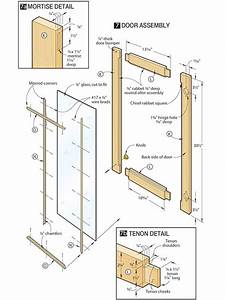 » Download Plans For Display Cabinet PDF plans for simple