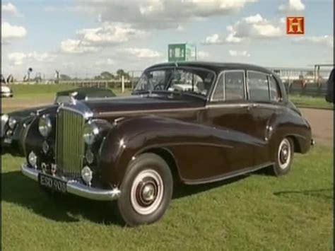 1953 Bentley R-type Lightweight Saloon H.j