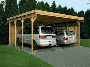 Faire Un Carport : carport une solution conomique pour prot ger sa voiture ~ Premium-room.com Idées de Décoration