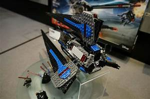 Toy Fair 2017 - Lego Star Wars Display - The Toyark - News