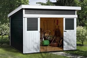 Gartenhaus Modern Metall : pultdach ger tehaus mit gro er schiebet r bxt 3x2m ebay ~ Sanjose-hotels-ca.com Haus und Dekorationen
