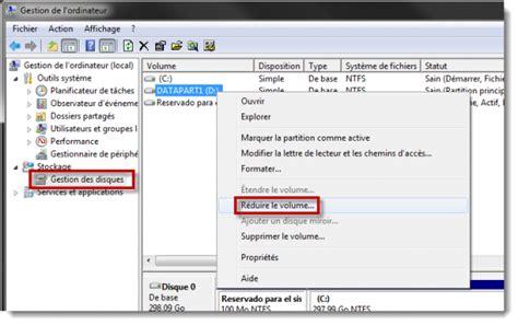 comment formater un disque dur externe comment partitionner un disque dur sur windows 7 tutoriel