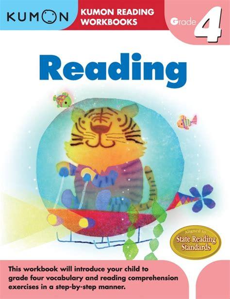 Kumon Publishing  Kumon Publishing  Grade 4 Reading