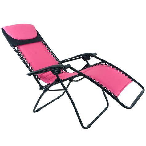 azuma zero gravity padded reclining garden relaxer sun